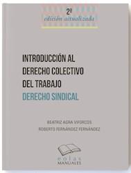 Libro Introduccion Al Derecho Colectivo Del Trabajo