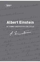Papel ALBERT EINSTEIN EL LIBRO DEFINITIVO DE CITAS