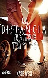 Libro La Distancia Entre Tu Y Yo