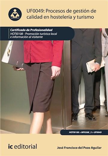 E-book Procesos De Gestión De Calidad En Hostelería Y Turismo. Hoti0108