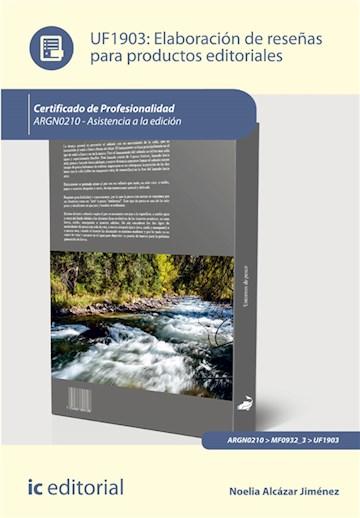 E-book Elaboración De Reseñas Para Productos Editoriales