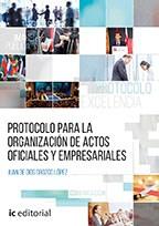 Libro Protocolo Para La Organizacion De Actos Oficiales