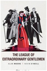 Papel The League Of Extraordinary Gentlemen