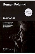 Papel MEMORIAS (ROMAN POLANSKI) (INCLUYE E BOOK) (CARTONE)
