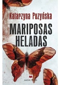 Papel Mariposas Heladas