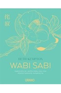 Papel WABI SABI SABIDURIA JAPONESA PARA UNA VIDA PERFECTAMENTE IMPERFECTA (BOLSILLO)