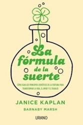 Libro La Formula De La Suerte