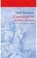 Papel EL APOCALIPSIS DE NUESTRO TIEMPO