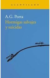 Papel HORMIGAS SALVAJES Y SUICIDAS