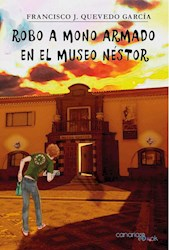 Libro Robo A Mono Armado En El Museo Nestor