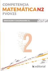 Libro Fcov23: Competencia Matematica - N2