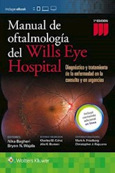 Papel Manual De Oftalmologia Del Wills Eye Hospital Ed.7