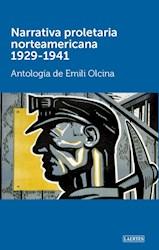 Libro Narrativa Proletaria Norteamericana 1929-1941