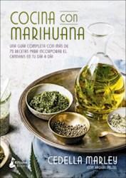Libro Cocina Con Marihuana