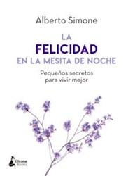 Libro La Felicidad En La Mesita De Noche
