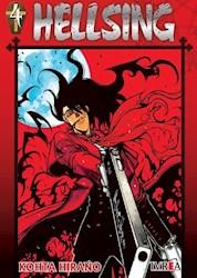 Libro 4. Hellsing