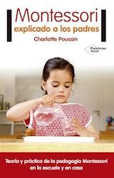 Libro Montessori Explicado A Los Padres