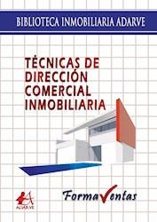 Libro Tecnicas De Direccion Comercial Inmobiliaria