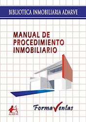 Libro Manual De Procedimiento Para Agencias Inmobiliaria