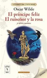 Papel Principe Feliz, El - El Ruiseñor Y La Rosa