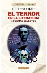 E-book El terror en la literatura