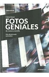 Papel COMO HACER FOTOS GENIALES DE MANERA SENCILLA