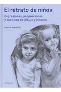 Papel RETRATO DE NIÑOS EXPRESIONES PROPORCIONES Y TECNICAS DE DIBUJO Y PINTURA (CARTONE)