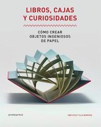 Libro Libros Cajas Y Curiosidades