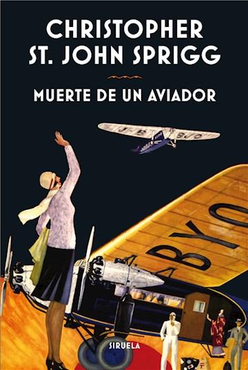 E-book Muerte De Un Aviador