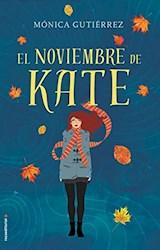 Libro El Noviembre De Kate