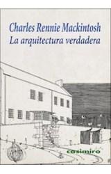 Papel LA ARQUITECTURA VERDADERA