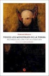 Papel TODOS LOS MONSTRUOS DE LA TIERRA