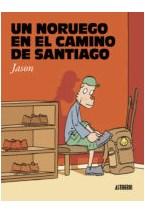 Papel UN NORUEGO EN EL CAMINO DE SANTIAGO