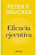 Papel EFICACIA EJECUTIVA (COLECCION IMPRESCINDIBLES) (BOLSILLO) (CARTONE)