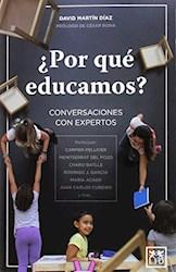 Libro Por Que Educamos ?