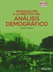 Libro Introduccion A La Practica Del Analisis Demografico