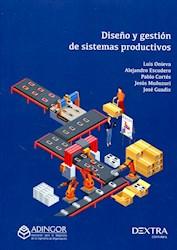 Libro Diseño Y Gestion De Sistemas Productivos