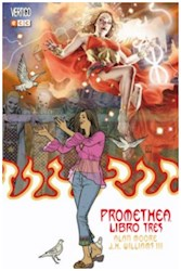 Papel Promethea Libro Tres