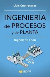 Libro Ingenieria De Procesos Y Planta
