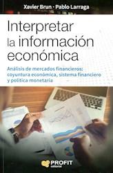 Libro Interpretar La Informacion Economica