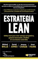 E-book Estrategia Lean