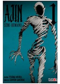 Papel Ajin - Semi-Humano 01