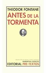 Papel ANTES DE LA TORMENTA
