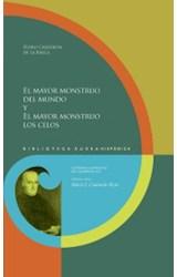 Papel EL MAYOR MONSTRUO DEL MUNDO Y EL MAYOR MONSTRUO LOS CELOS