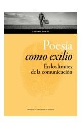 Papel Poesia Como Exilio