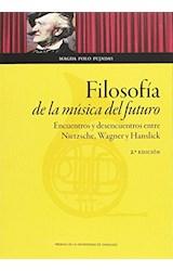 Papel FILOSOFIA DE LA MUSICA DEL FUTURO