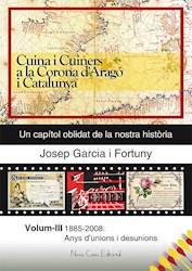 Libro Cuina I Cuiners A La Corona D''Arago I Catalunya,