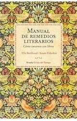 Papel MANUAL DE REMEDIOS LITERARIOS
