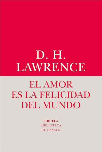 E-book El Amor Es La Felicidad Del Mundo