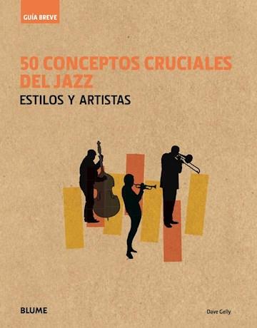 Papel 50 Conceptos Cruciales Del Jazz